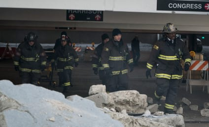 Chicago Fire Picture Preview: Disaster Strikes