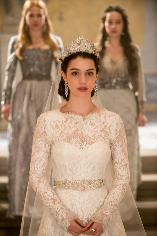 The Regal Bride to Be