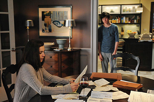 Florrick Family Life