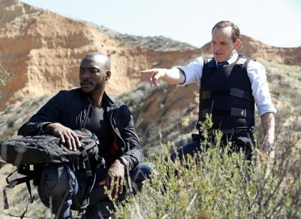 Watch Agents of S.H.I.E.L.D. Season 1 Episode 22 Online