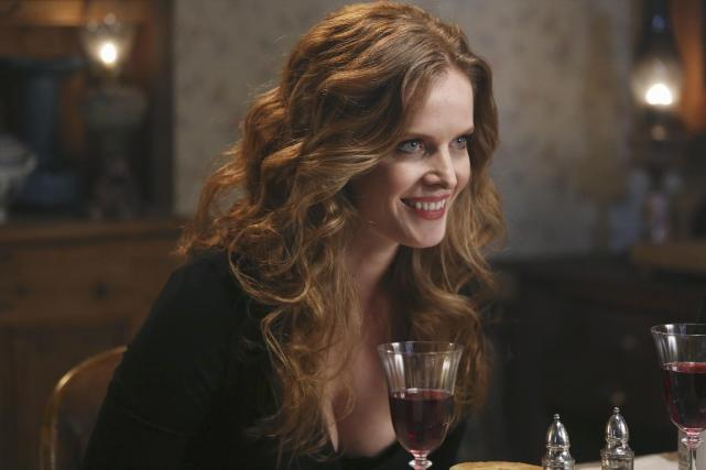Zelena's Looking Pleased