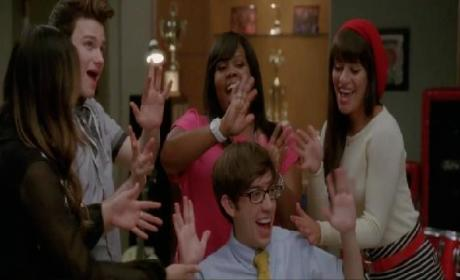 Glee Season 3 Finale: First Photos, Trailer