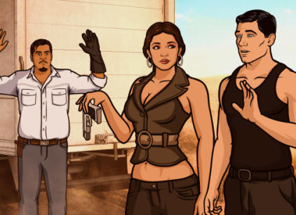 Watch Archer Season 4 Episode 8 Online