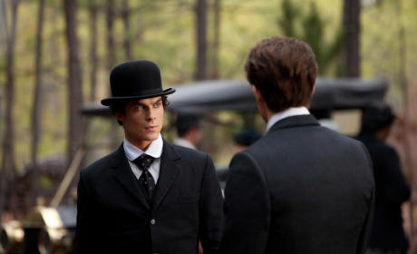 The Vampire Diaries Review: Ring the Alarm-ic!