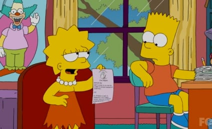 """The Simpsons Review: """"Postcards from the Wedge"""""""