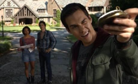The Vampire Diaries Exclusive: Chris Wood on Becoming Kai, Mystic Falls Magic and 1994