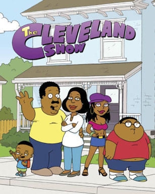 The Cleveland Show Poster