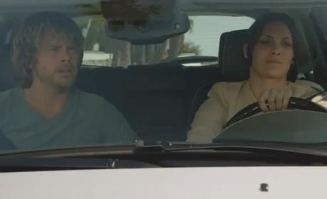 NCIS LA 'The Fifth Man' Clip - Begging For Mercy