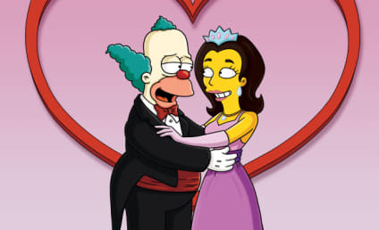"""The Simpsons Review: """"Once Upon a Time in Springfield"""""""