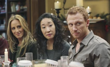 Grey's Anatomy Spoilers: Owen, Cristina and Teddy