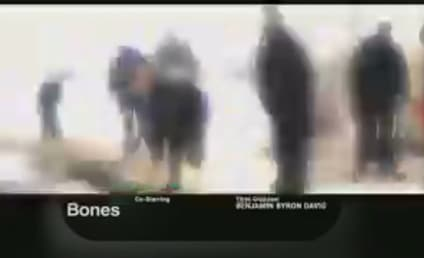 "Bones Promo: ""The Feet on the Beach"""