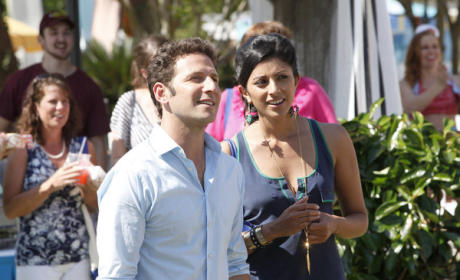 Royal Pains Review: Foreign Accent Syndrome