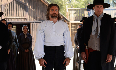 Hell on Wheels Season Finale Review: Wrong Turn