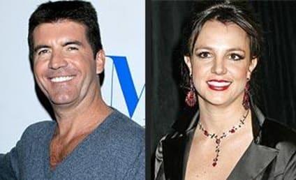 Simon Cowell Still Loves Melinda, Tells Britney Spears to Go Home