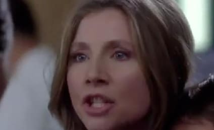Grey's Anatomy Promo: Calm Down?!
