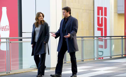 Castle Photo Preview: Are Caskett Working Together Again?