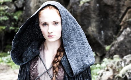 Very Sad Sansa Stark