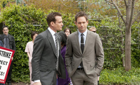 Suits Midseason Report Card: A+