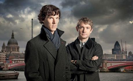 "Sherlock Season 3 Premiere Date Announced, ""GOOD"" Episodes Promised"