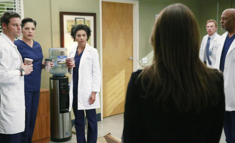 Shocking News - Grey's Anatomy Season 11 Episode 22