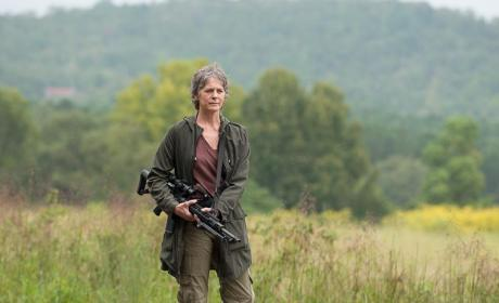 The Walking Dead Season 6 Episode 12 Review: Not Tomorrow Yet