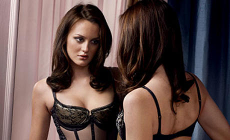 Leighton in the Mirror