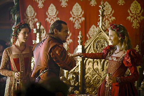 The Tudors Scene
