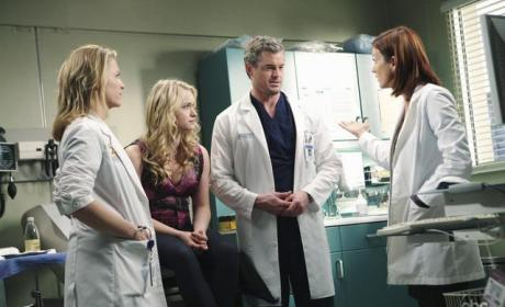 Grey's Anatomy and Private Practice: Crossover Pictures For Thursday