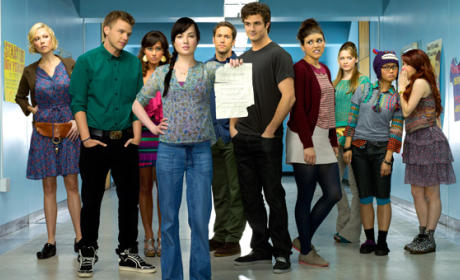 Awkward Cast Photo