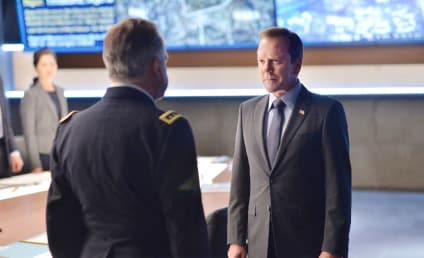 Designated Survivor Photo Preview: War Games