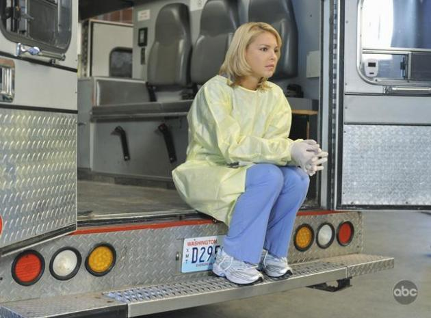 Sittin' on the Ambulance