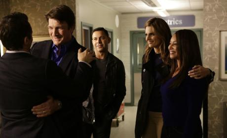 TV Ratings: Castle Ties Season High