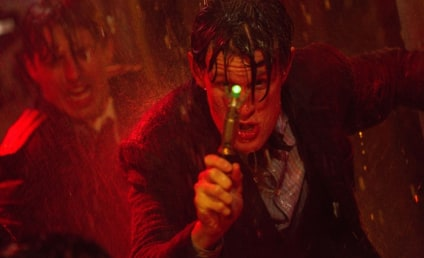 Doctor Who Review: Dancing With Tears In My Eyes