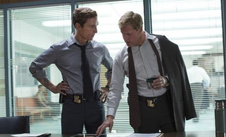 13 Crime-Solving Partners We'd Want on Any Important Case