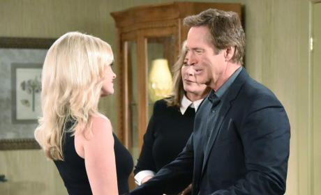 Belle Comes Home - Days of Our Lives