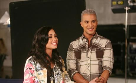 Demi Lovato on ANTM