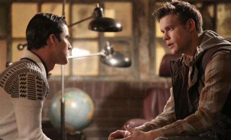 Glee Review: Under Attack