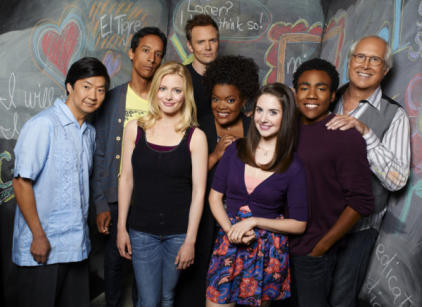 Watch Community Season 2 Episode 2 Online