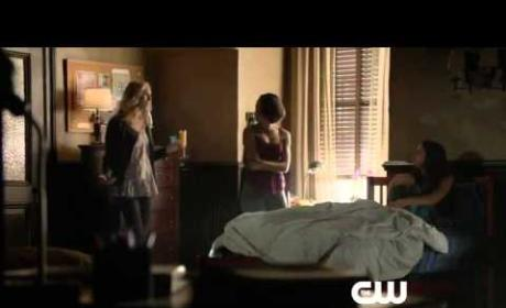 The Vampire Diaries Sneak Peeks: Breakup Breakfast!
