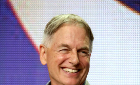 Mark Harmon at TCAs