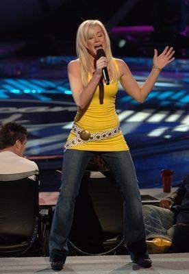 Pickler on Idol