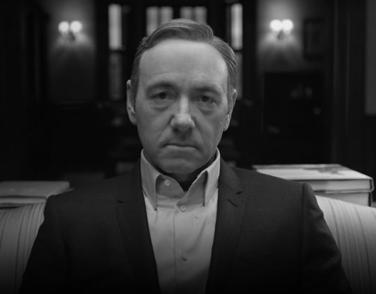 Kevin spacey in house of cards tv fanatic