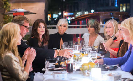 The Real Housewives of Beverly Hills Season 5 Episode 16 Review: Amster-Damn!
