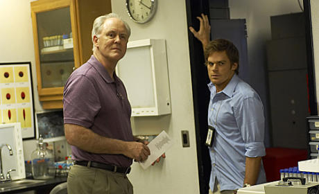 John Lithgow on Dexter Season Finale: Wow!