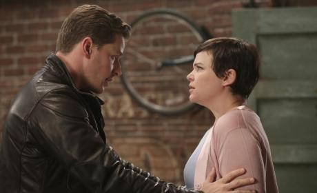 Is David Warning Mary Margaret