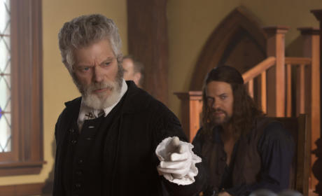 Will Increase survive the finale of Salem?