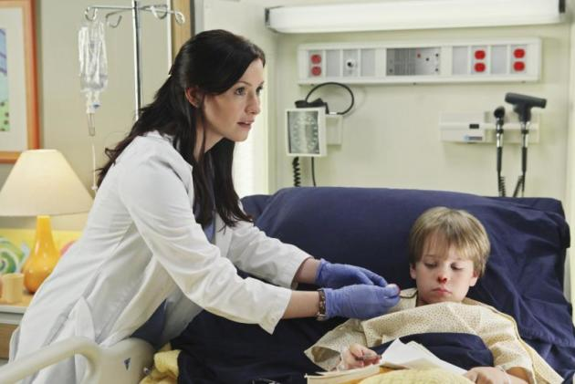 Lexie and Patient