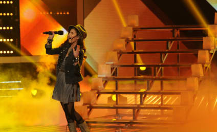 The X Factor Top 8: Totally Frey-ed
