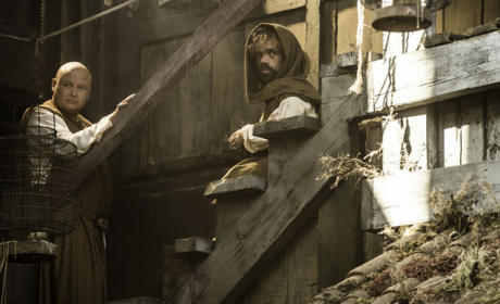 Tyrion Explores Volantis - Game of Thrones Season 5 Episode 3