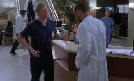 Grey's Anatomy Sneak Peek: Who Quits?